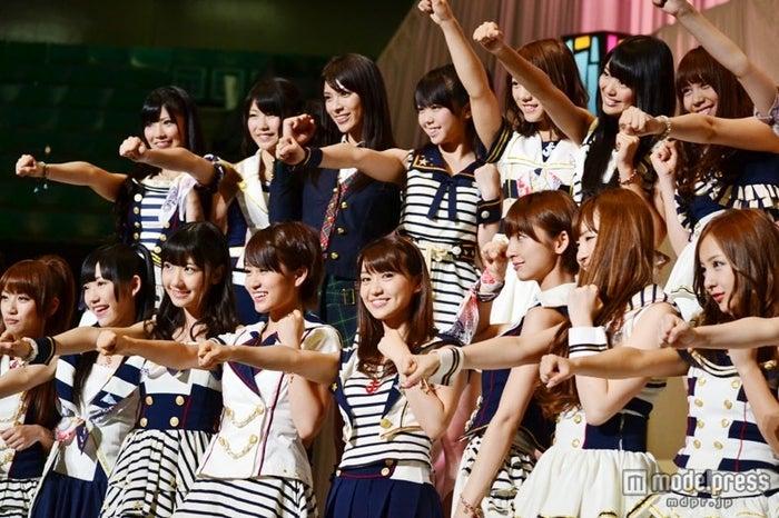 「AKB48 22ndシングル 選抜総選挙」より