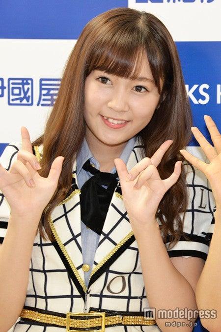 「腐ったら、負け」発売記念イベントに出席したHKT48多田愛佳【モデルプレス】