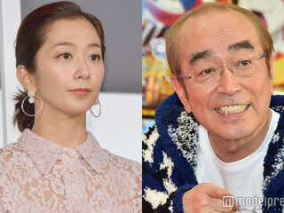 優香、志村けんさん訃報に「とてもとても悲しいです」長年コント番組で共演