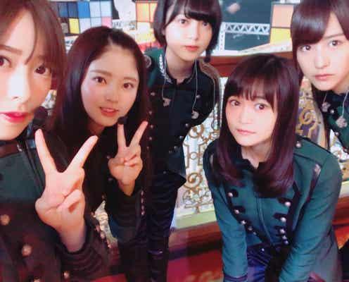 """欅坂46「欅共和国」実況で貴重写真&エピソード続々 """"欅愛""""溢れる新メンバーも"""