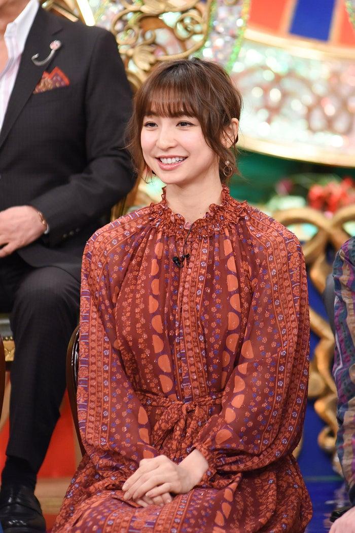 篠田麻里子 (C)毎日放送