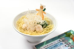 カイリューのはかいこうせんラーメン ¥1,390(C)2018 Pokemon.(C)1995-2018 Nintendo/Creatures Inc./GAME FREAK inc.