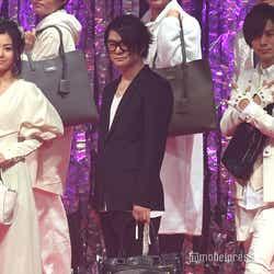 倉木麻衣、TERU、DAIGO(C)モデルプレス