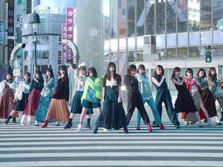 乃木坂46、武器を持ち戦う「Wilderness world」MV解禁