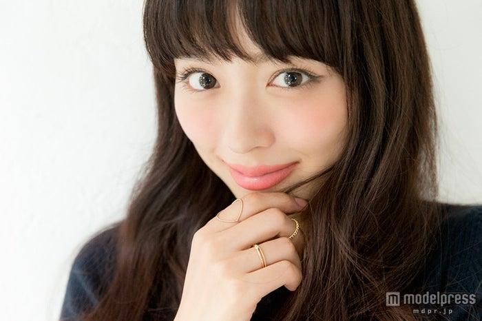 雑誌「MORE」の専属モデルに新加入する内田理央(画像提供:所属事務所)【モデルプレス】