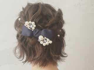 結婚式のヘアセットは決まった?アップスタイルを可愛くする方法伝授
