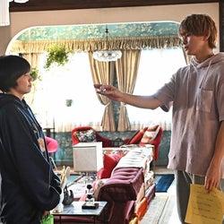 二階堂ふみ、眞栄田郷敦「プロミス・シンデレラ」第2話より(C)TBS
