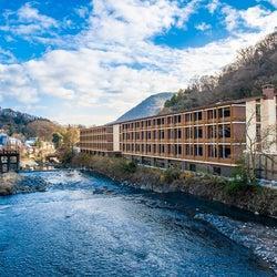 「ホテルインディゴ箱根強羅」日本初進出ホテルが開業、全客室にプライベート温泉完備