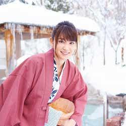 久松郁実/「月刊ヤングマガジン」3号より(C)岡本武志/ヤングマガジン