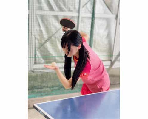 卓球少女が…由良ゆら、柔肌バストを露わにした衝撃ビフォーアフターショットが「破壊力ハンパない」