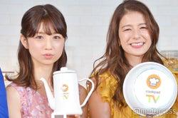 小倉優子&スザンヌ、佐々木希・武井咲ら妊娠出産ラッシュにコメント