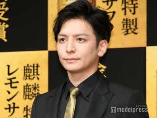 生田斗真、結婚後初の公の場 最近の家飲みエピソード明かす
