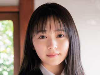 久間田琳加が『少年サンデー』で初表紙 制服は「いつ着てもなんだかわくわく」