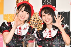 AKB48多田京加&HKT48松田祐実、加入8ヶ月でスピードデビュー決定<AKB48グループ 第2回ユニットじゃんけん大会>