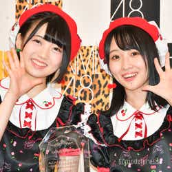 モデルプレス - AKB48多田京加&HKT48松田祐実、加入8ヶ月でスピードデビュー決定<AKB48グループ 第2回ユニットじゃんけん大会>