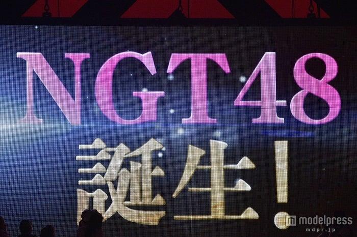 新潟「NGT48」発足サプライズ発表(C)AKS