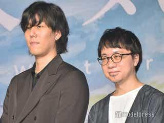 """新海誠監督、新作「天気の子」公開17日前でも未完成 """"攻め""""の作品語る"""
