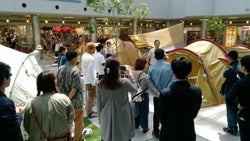 川西阪急がイベント 「ヒュッゲスタイル」を提案