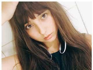 「人生初ぱっつん」石田ニコルの前髪に反響殺到「お人形みたい」「衝撃の可愛さ」