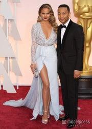 ジョン・レジェンドとクリッシー・テイゲン夫妻。WENN.com / Zeta Image【モデルプレス】