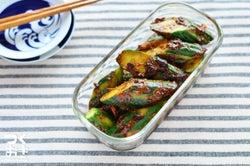 余った食材を使いきる♡簡単&長期保存可能なきゅうりの常備菜レシピ