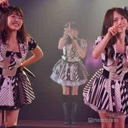 中西智代梨、高橋朱里/AKB48高橋チームB「シアターの女神」公演(C)モデルプレス
