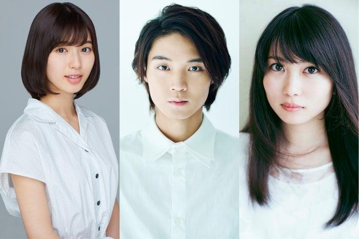 (左から)白石聖、磯村勇斗、志田未来(写真提供:フジテレビ)