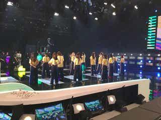 E-girls19人体制最後のテレビ歌唱曲決定 「Mステ」リハ&裏側公開
