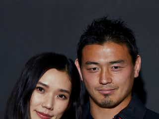 TAO「Louis Vuitton(ルイ・ヴィトン)」イベントで五郎丸歩選手と2ショット 独占コメント到着