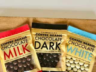 【カルディ】コーヒー豆チョコ3種類を実食レポ 在宅ワークのおやつにぴったり!