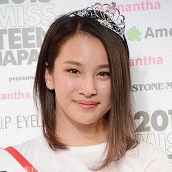 グランプリは北海道出身の14歳、押切もえも絶賛 ミスユニ妹版「2015ミス・ティーン・ジャパン」