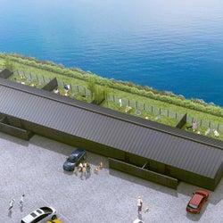 「GLAMP DOG伊勢賢島」伊勢志摩に愛犬同伴グランピング施設、海もドッグランも独り占め