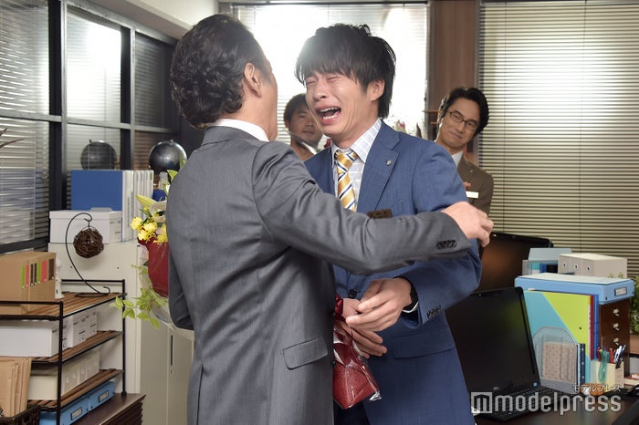 「田中圭、「おっさんずラブ」愛溢れるクランクアップに涙!「幸せな時間でした」」的圖片搜尋結果