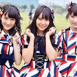 """モデルプレス - NMB48で一番美意識が高いのは?白間・矢倉・吉田が""""可愛いの秘訣""""を語る"""