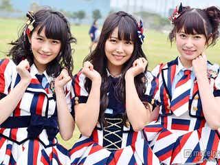 "NMB48で一番美意識が高いのは?白間・矢倉・吉田が""可愛いの秘訣""を語る"