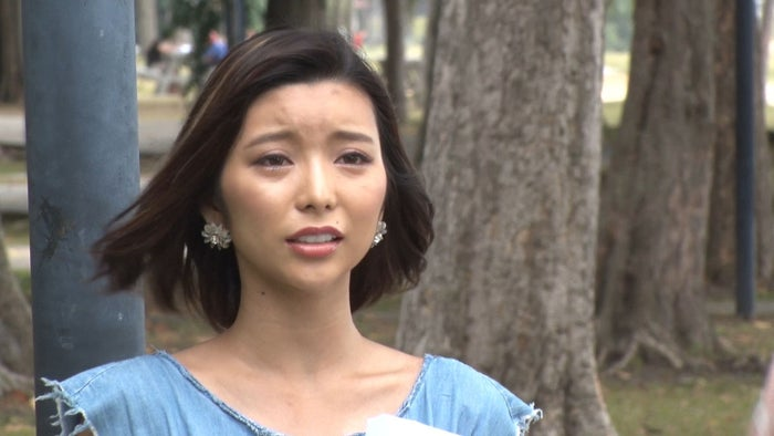 かにゃ/「あいのり:Asian Journey」第22話より(C)フジテレビ