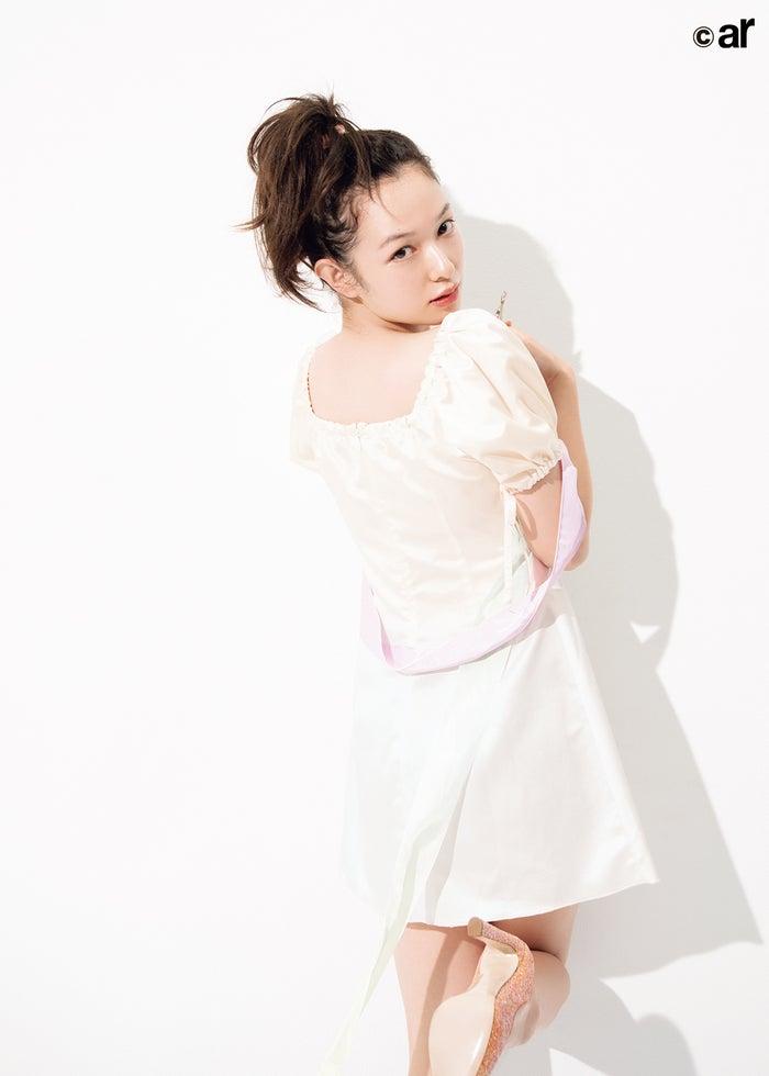 森絵梨佳/「ar」9月号より(画像提供:主婦と生活社)