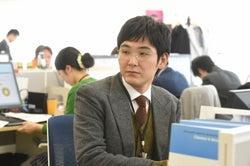 松田龍平「カルテット」第1話より(C)TBS