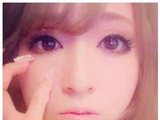 浜崎あゆみにそっくり「姉ageha」モデルの裸眼メイクが話題に
