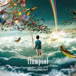 flumpool初のベストアルバム「The Best 2008-2014 『MONUMENT』」(2014年5月21日発売)通常版