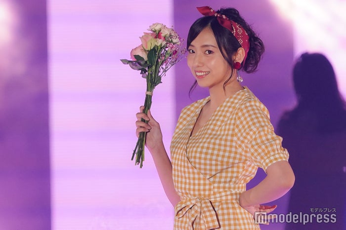 「GirlsAward 2018 SPRING/SUMMER」に出演した新内眞衣(C)モデルプレス