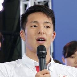 瀬戸大也、闘病中の池江璃花子を思いやる決意表明「日本の水泳界を盛り上げていけるように」『世界水泳』