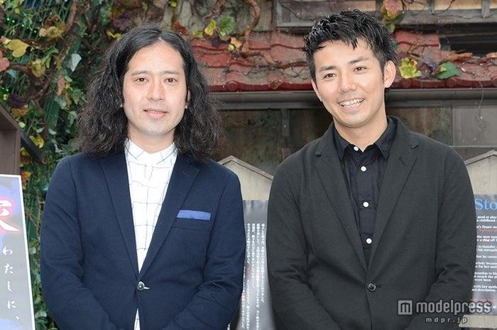ピース/左から:又吉直樹、綾部祐二 (C)モデルプレス