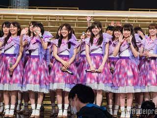 """乃木坂46「泣いていました」初出場の舞台裏明かす""""公式お兄ちゃん""""と再会<紅白本番>"""