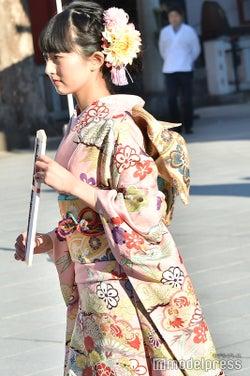 藤本冬香/AKB48グループ成人式記念撮影会 (C)モデルプレス