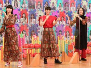 PerfumeVS嵐、超ハイレベルなダンスにスタジオ大興奮!大野智の表現力にあ~ちゃん脱帽!?
