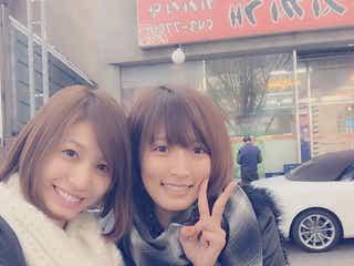 夏菜&大島麻衣「ピカル」美女のすっぴん2人旅に「綺麗すぎ」の声