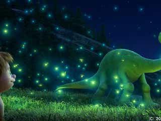 """安田成美の""""吹き替え""""初解禁 ディズニー最新作『アーロと少年』本編映像が到着"""