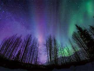 天体が奏でる宇宙の歌 オーロラ