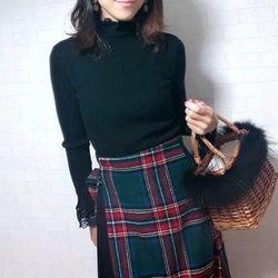 大人っぽくて女性らしい♪ 春のラップスカートできれいめコーデ9選